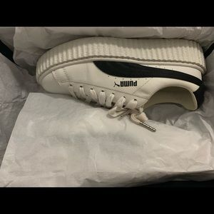 FENTY Puma : Creeper White & Black